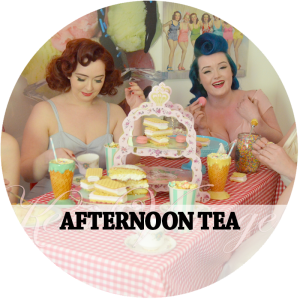 Mmm tea time with friends and family bookings taken