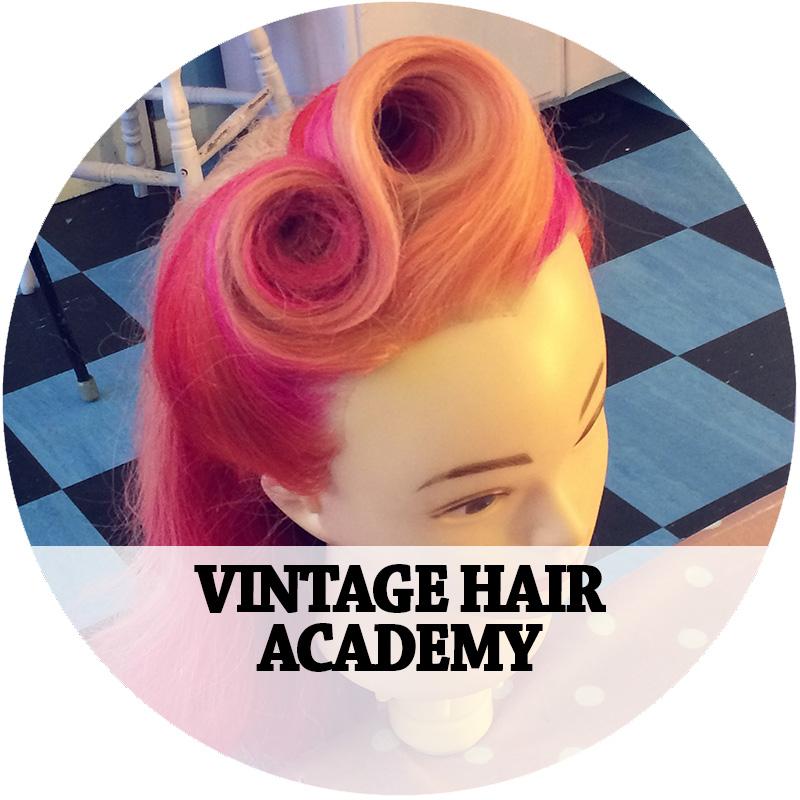 vintage hair academy
