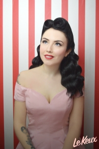 Le Keux Vintage Salon and Cosmetics - Video shoot 3