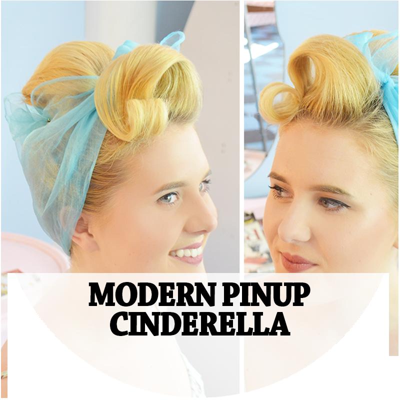Vintage Hair Makeup Ebook Courses Le Keux Vintage Salon Parties