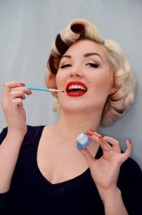 Diablo Rose Le Keux Cosmetics Marilyn EDIT