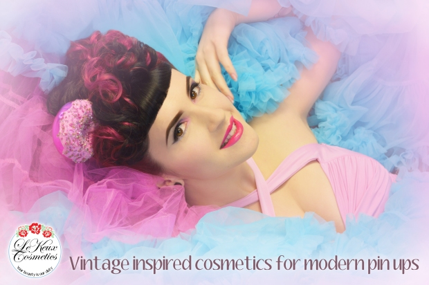 Le Keux Cosmetics - Pin Up Dreams