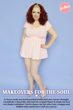Le Keux - Makeovers for the soul - Hannah