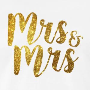 mrs-mrs-hen-bachelorette-wedding-day-mens-premium-t-shirt