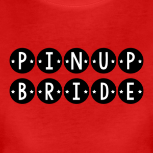 pinup-bride-black-womens-premium-t-shirt