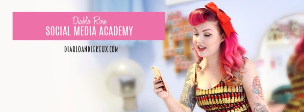 Diablo Rose Social Media Academy Course Banner 3