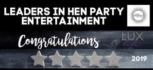 leaders in hen party entertainment 2019